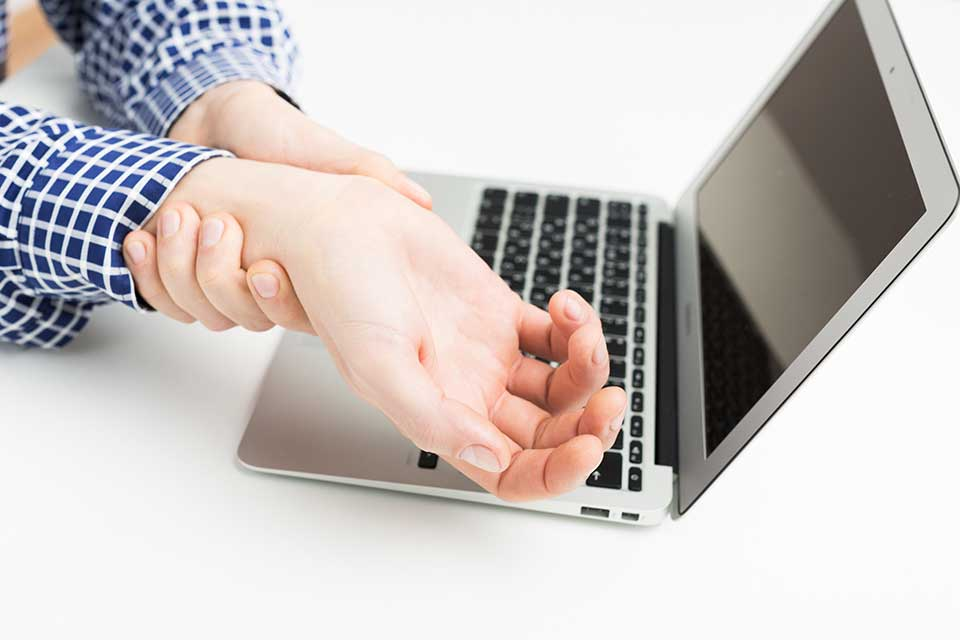 carpal tunnel ground for workers comp
