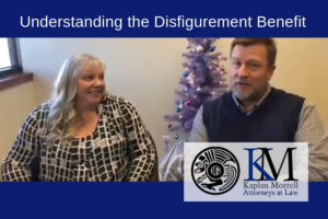 Understanding the Disfigurement Benefit explained by Ronda Cordova