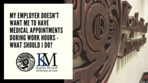 Medical Appointments During Work Hours