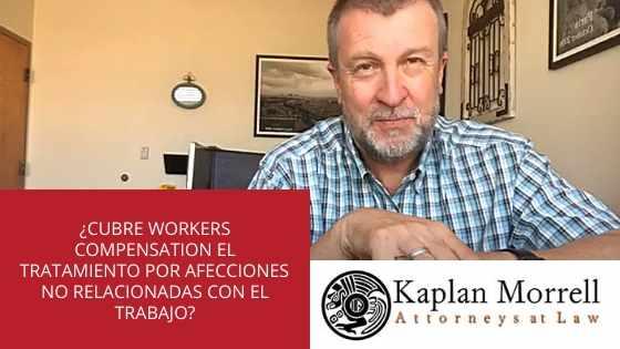 TRATAMIENTO POR AFECCIONES NO RELACIONADAS CON EL TRABAJO