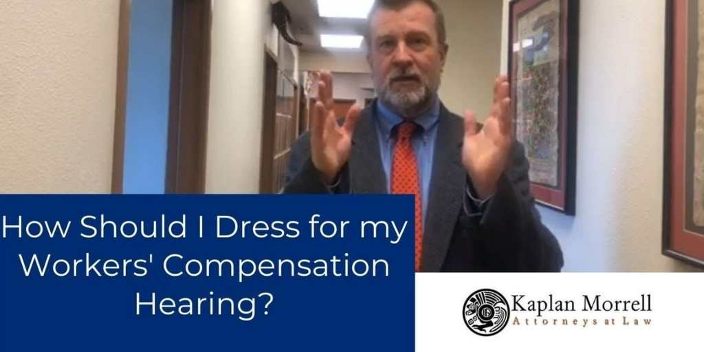 Wear Workers Compensation Hearing