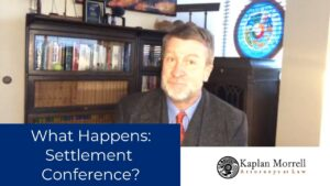 workers comp settlement conference