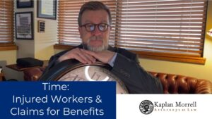 Time in Workers Compensation