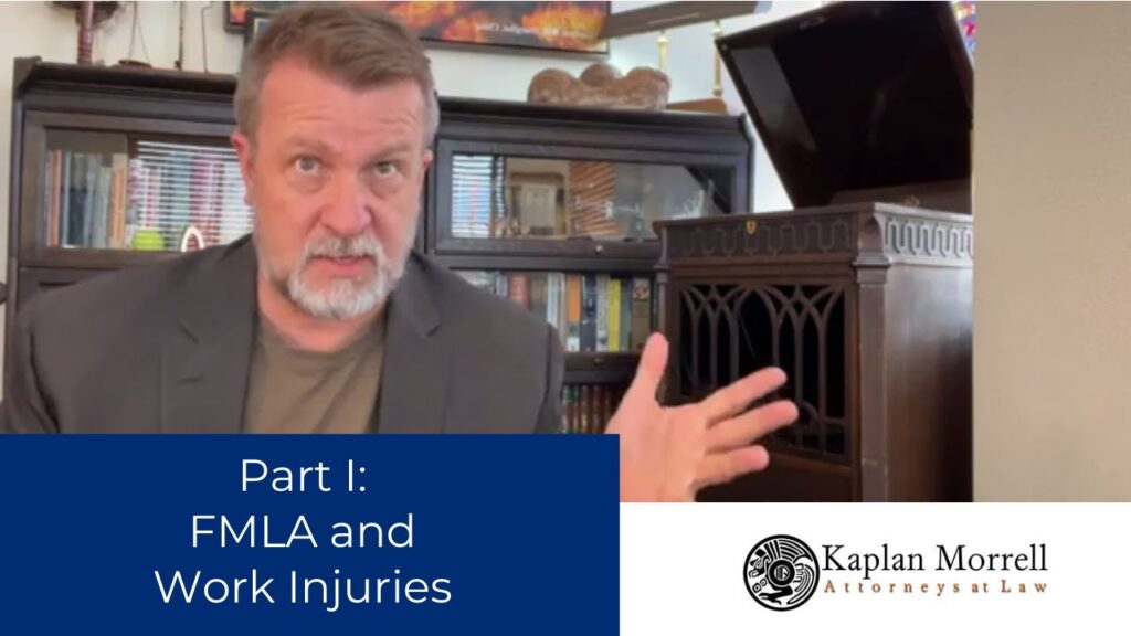 FMLA and Work Injuries